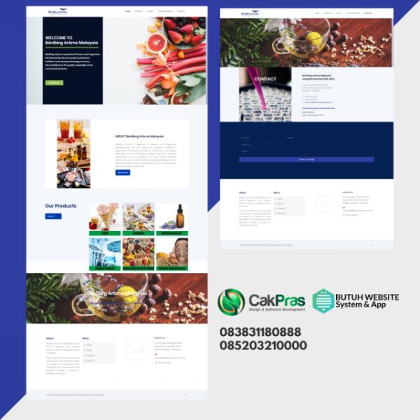 portfolio website desember 2018